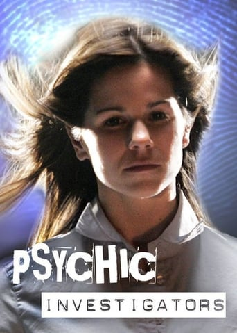 Poster of Psychic Investigators