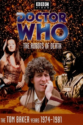 Poster of Doctor Who: The Robots of Death