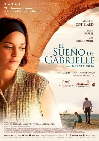 Poster of El sueño de Gabrielle