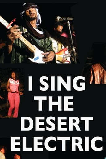 I Sing the Desert Electric
