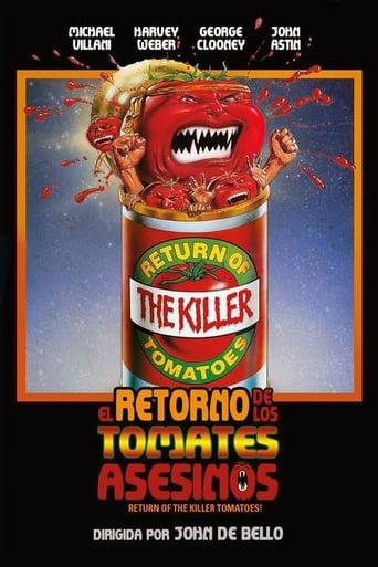 Poster of El retorno de los tomates asesinos