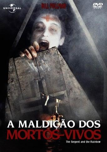 A Maldição dos Mortos-Vivos - Poster
