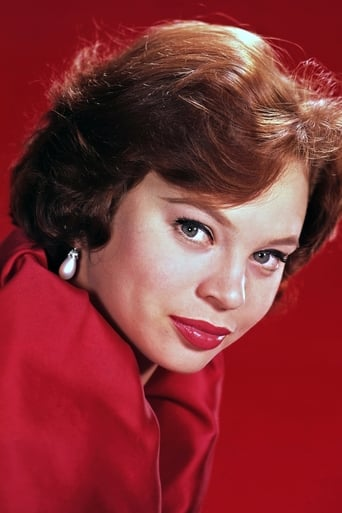 Image of Juliet Prowse