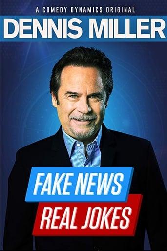 Poster of Dennis Miller: Fake News, Real Jokes