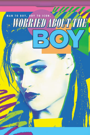 Poster of Worried About the Boy