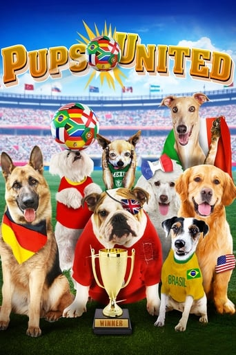 Poster of Pups United
