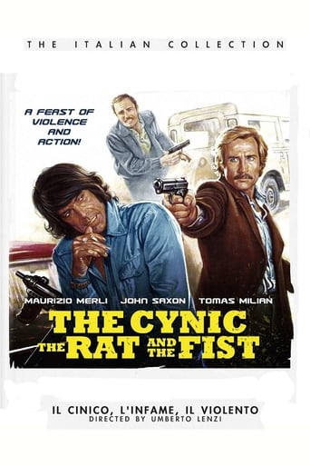 Poster of The Cynic, the Rat & the Fist