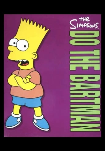 Poster of Bart Simpson: Do the Bartman