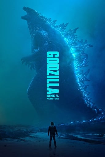 The Godzilla: King of the Monsters (2019) movie poster image