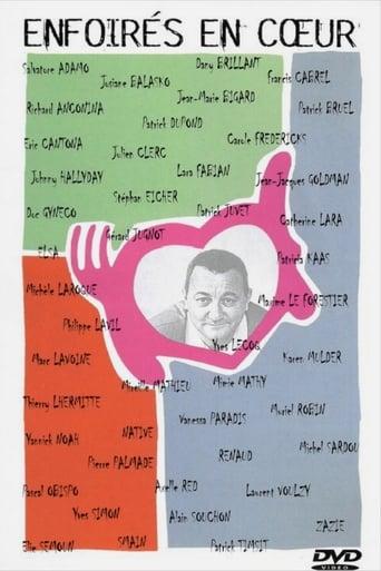 Poster of Les Enfoirés 1998 - Enfoirés en cœur
