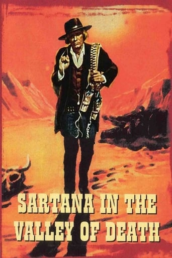 Poster of Sartana in the Valley of Death