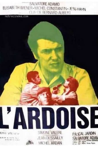 Poster of L'ardoise
