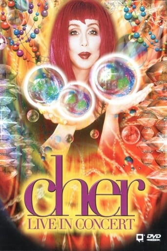 Poster of Cher: Live in Concert from Las Vegas