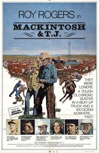 Poster of Mackintosh and T.J.