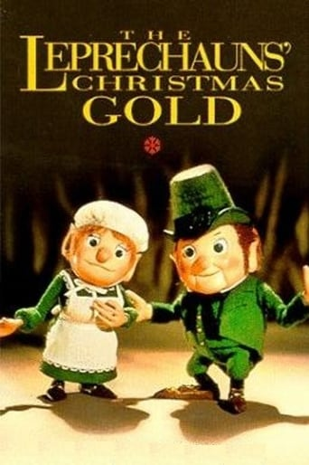 Poster of The Leprechaun's Christmas Gold