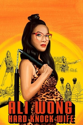Poster of Ali Wong: Hard Knock Wife