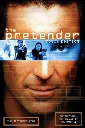 Poster of The Pretender: Island of the Haunted
