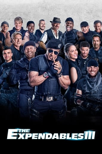 'The Expendables 3 (2014)