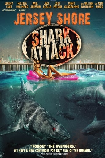 Poster of Jersey Shore Shark Attack