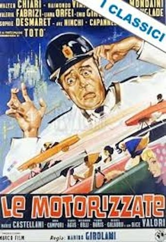Poster of Le motorizzate