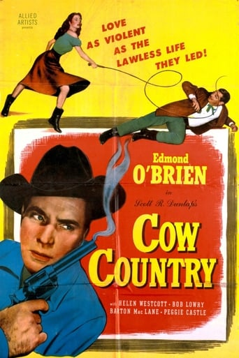 Poster of Cow Country