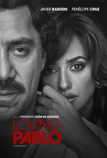 Poster of Loving Pablo