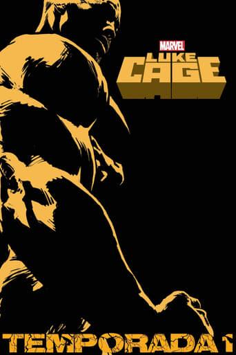 Luke Cage 1ª Temporada - Poster