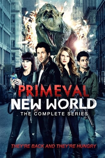 Watch Primeval: New World Online Free on 123Movie