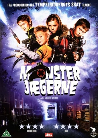 Poster of Monster Busters