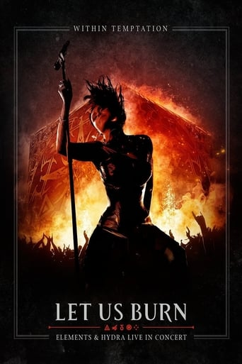 Within Temptation: Let Us Burn Movie Poster