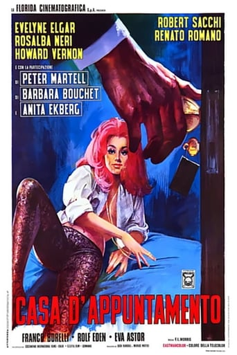 Poster of The French Sex Murders