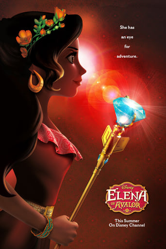 Poster of Elena of Avalor