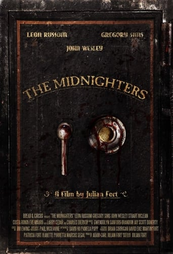 Poster of The Midnighters