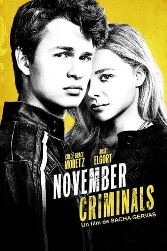 Poster of November Criminals