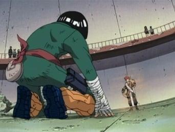 Lee's Hidden Strength: Forbidden Secret Jutsu!