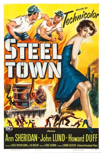 Poster of Steel Town