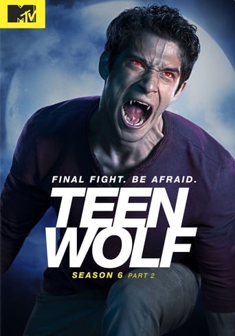 Lobo Adolescente 6ª Temporada - Poster