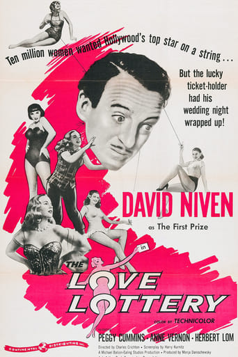 Poster of The Love Lottery