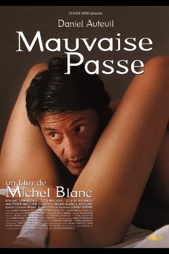 Poster of Mauvaise passe