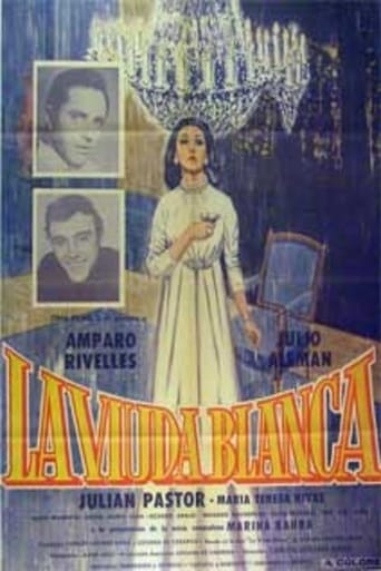 La Viuda Blanca Movie Poster