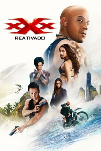xXx: Reativado - Poster