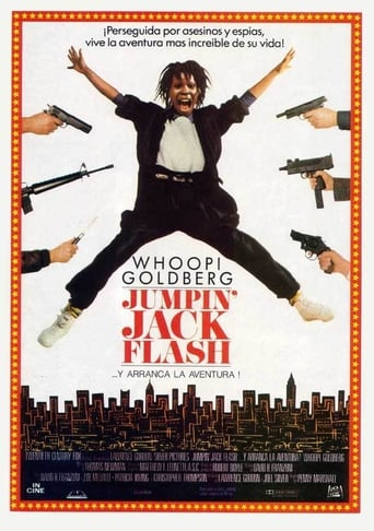 Poster of Jumpin' Jack Flash