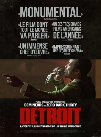 Poster of Detroit