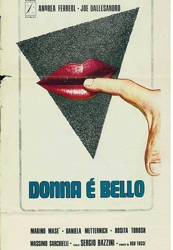 Poster of Donna è bello