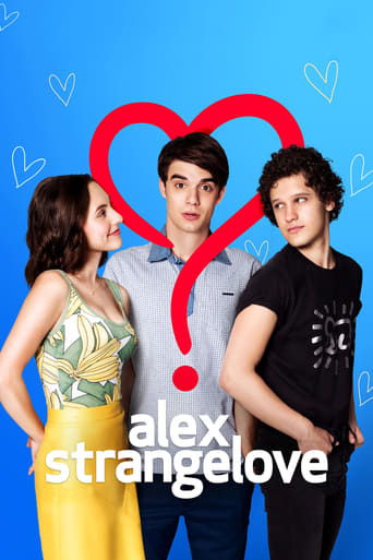 Poster of Alex Strangelove