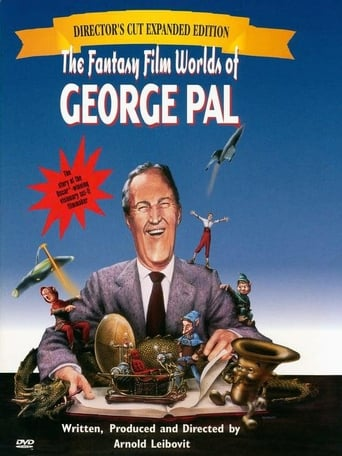 Poster of The Fantasy Film Worlds of George Pal