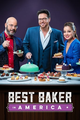 Best Baker In America Movie Poster