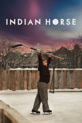 Indian Horse Poster