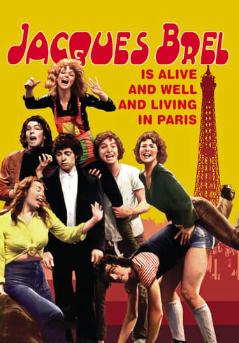 Watch Jacques Brel Is Alive and Well and Living in Paris Online Free Putlockers