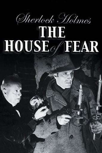 Poster of The House of Fear
